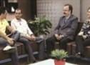 Nossos presidentes no Programa: De Tudo um Pouco, transmitido pela TV Rede Super