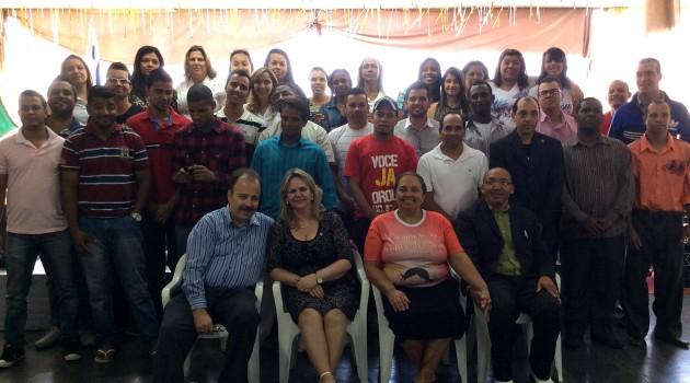Curso CEI no dia 14 de setembro na Igreja Batista Doce Maná em Contagem/MG