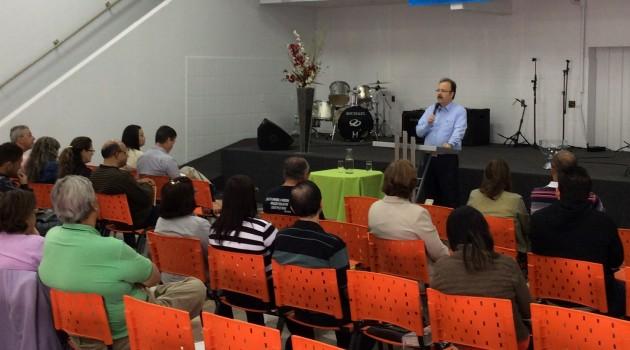 Curso CEI no dia 06 de setembro na Igreja Batista da Pampulha no Jardim Leblon