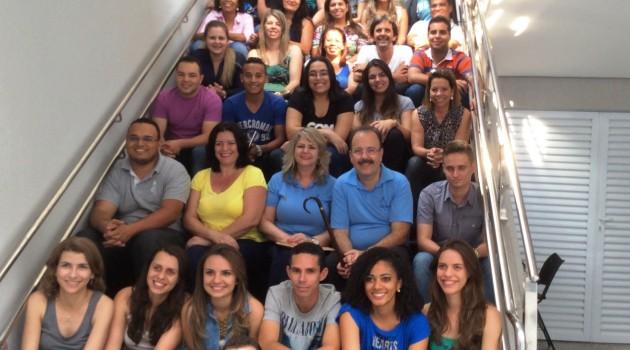 Curso CEI no dia 19 de outubro na Fábrica de Artes da Igreja Batista da Lagoinha em Belo Horizonte/MG