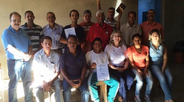 Curso CEI no dia 17 de janeiro na Igreja do Evangelho Quadrangular em Matozinhos / MG