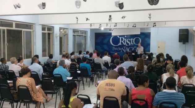 Curso CEI da UCEBRAS! Turmas de número: 50 (Turma da manhã)  e 51 (Turma da noite) no Seminário Cristo Para As Nações (CPN)