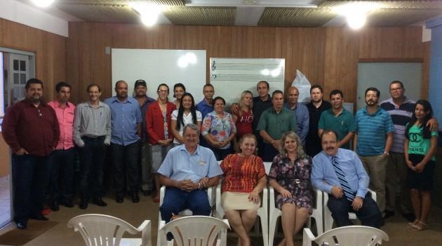 Curso CEI no dia 09 de maio na 301ª Igreja do Evangelho Quadrangular em Anápolis/GO