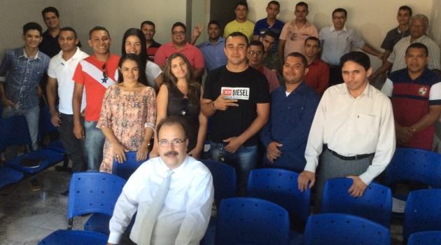 Curso CEI no dia 16 de agosto na cidade de Castanhal / Pará