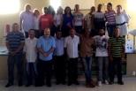 Curso CEI no dia 29 de agosto na Igreja do Evangelho Quadrangular em Esmeraldas / MG