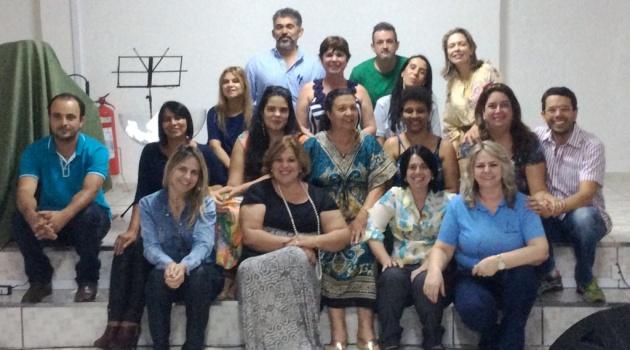 Curso CEI no dia 19 de setembro na Igreja Apostólica Face do Leão em Belo Horizonte / MG