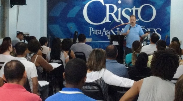 Curso CEI da UCEBRAS! Entre os dias 11 e 15 de janeiro de 2016 no Seminário Cristo Para As Nações (CPN)