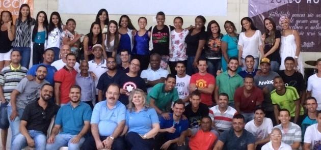 Curso CEI no dia 30 de janeiro na Igreja Batista Connect em Belo Horizonte / MG