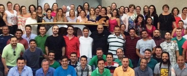 Curso CEI no dia 02 de fevereiro na Bola de Neve Church em Porto Alegre / RS