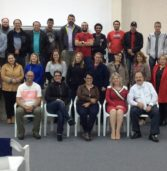Curso CEI no dia 13 de maio na Comunidade Alcance Pinhais em Pinhais / PR