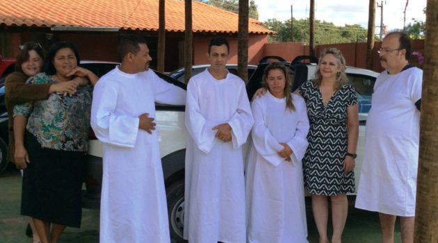 Consolidação do Projeto das Pastorais Evangélicas denominado: Projeto Abel