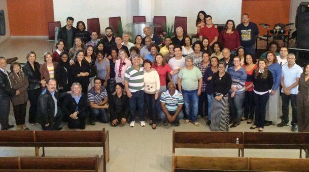 Curso CEI no dia 25 de junho na Igreja Batista Monte Sião em Pedro Leopoldo/MG