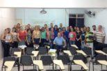 Curso CEI da UCEBRAS! Turma de número: 63 (Turma da noite) no Seminário Cristo Para As Nações (CPN)